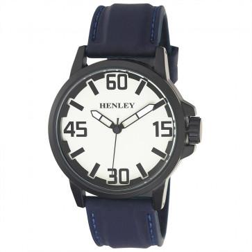Contemporary 3D Sports Watch - Blue
