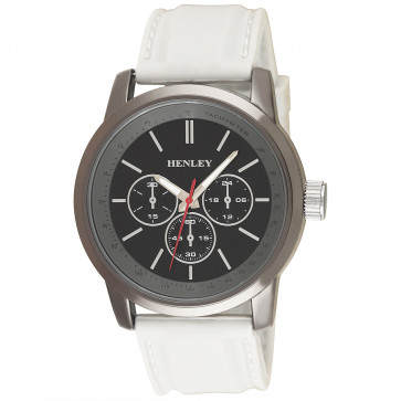 Silicone Sports Watch - Stone