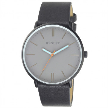 Tinted Turquoise Watch - Black