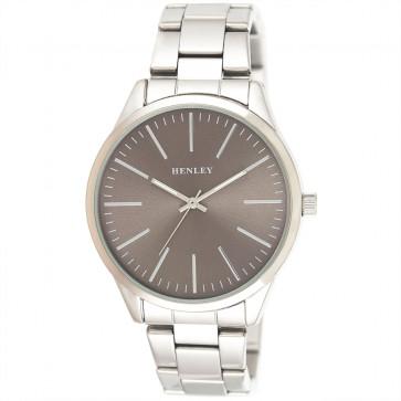 Classic Bracelet Watch - Grey