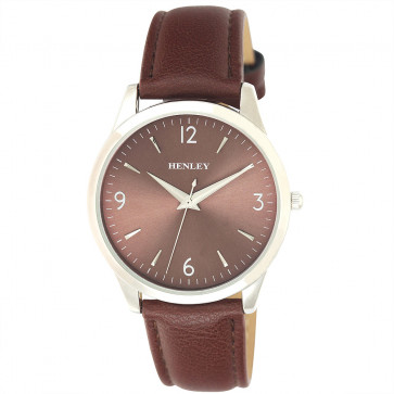 Contemporary City Watch - Brown