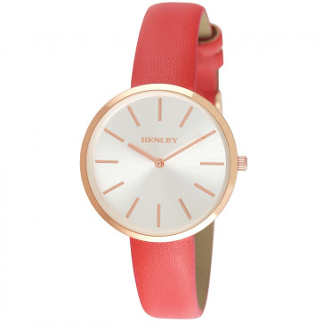 Minimal Index Watch - Coral