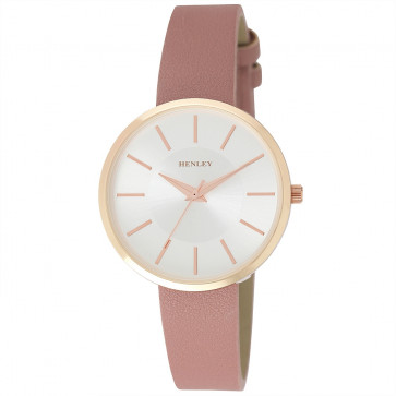 Dual Layer Watch - Pink