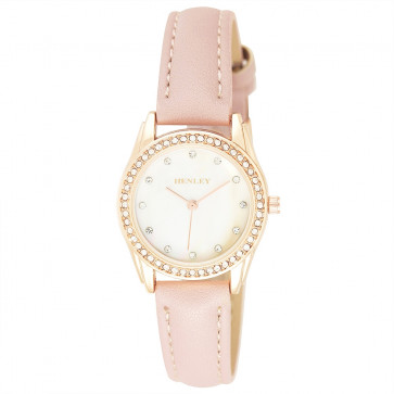 Mother of Pearl Watch - Pink