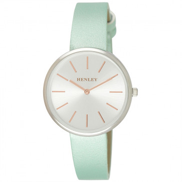 Modern Rose Index Watch - Mint Green