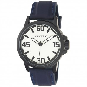 Contemporary 3D Sports Watch - Blue