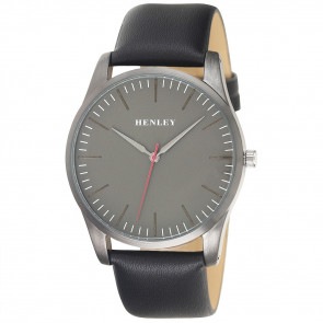 Minimal Nordic Watch - Black   /  Gunmetal  Silver / Grey