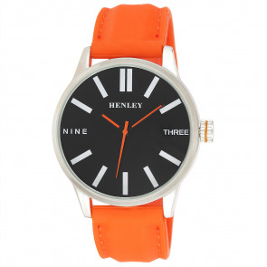 Bold Summer Watch - Orange