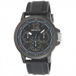 Big Multi Eye Watch - Black