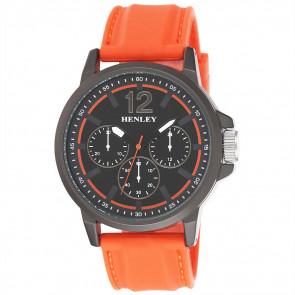 Big Multi Eye Watch - Orange