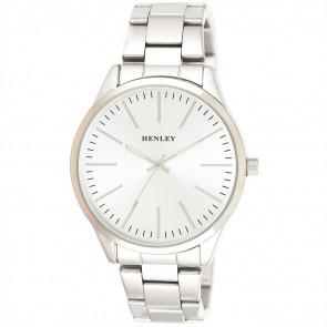 Classic Bracelet Watch - Silver