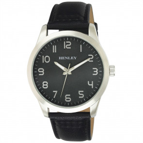 Contemporary One To Twelve Watch - Black