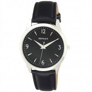 Contemporary City Watch - Black