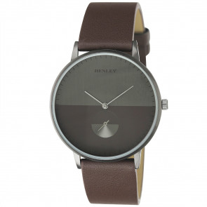 Gun Tinted Watch - Brown