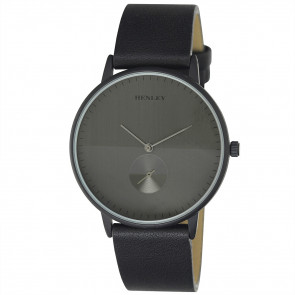 Gun Tinted Watch - Black