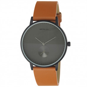 Gun Tinted Watch - Tan