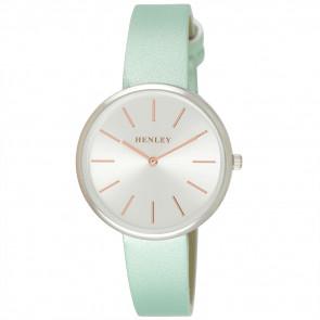 Modern Rose Index Watch - Mint Green