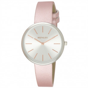Modern Rose Index Watch - Pink