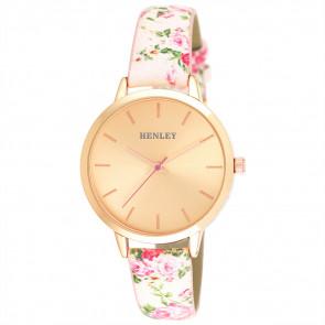 Spring Floral Watch - Pink