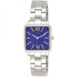 Classic Square Bracelet Watch - Blue