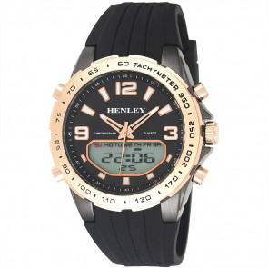 Gold Watches for Men   Buy Henley Gold Watches Online