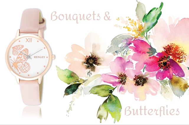 Shop Bouquets & Butterflies